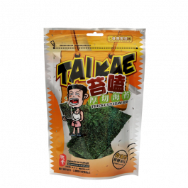 thick cut seaweed (pepper powder) 45gr