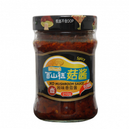 xo mushroom spicy 210gr