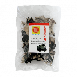 dried black funges 100gr