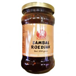 sambal roedjak 350 gram