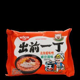 demae ramen hokkaido miso tonkotsu 100gr