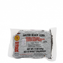 salted black beans 250gr