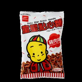 baby star snack ndle chicken flavour 45gr