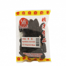 dried black dates 200 gr