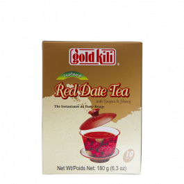 red date tea honey 180gr