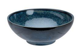 Cobalt Blue Noodle Bowl 21.4x8.2cm 1200ml