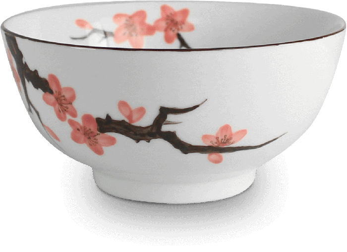Sakura Kom 15.5x7.5cm