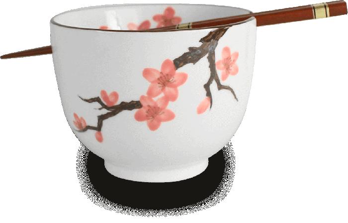 Sakura Soba Kom 13x10cm