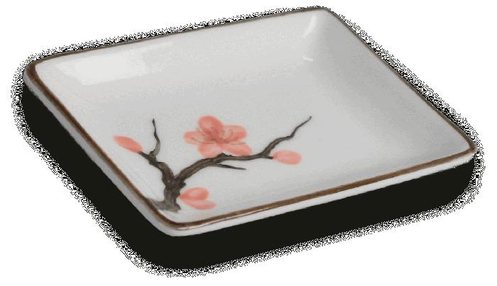 Sakura Sausschaaltje 9x6.5cm