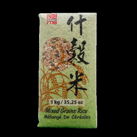 SF Mixed Grains Rice 1000gr