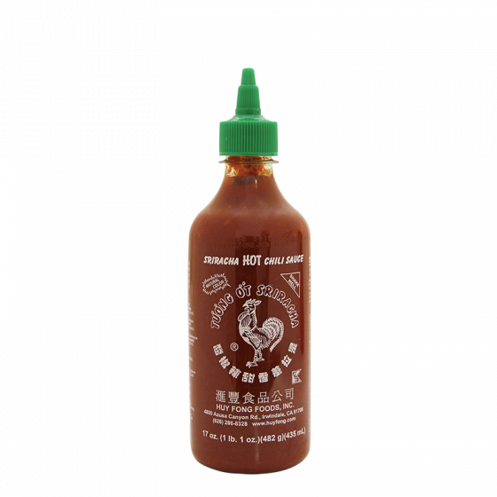 sriracha hot chili sauce 435ml