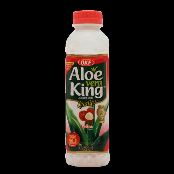 aloe vera drink lychee 500ml