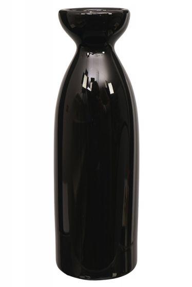 Black Series Sake Bottle 17.5cm 180ml