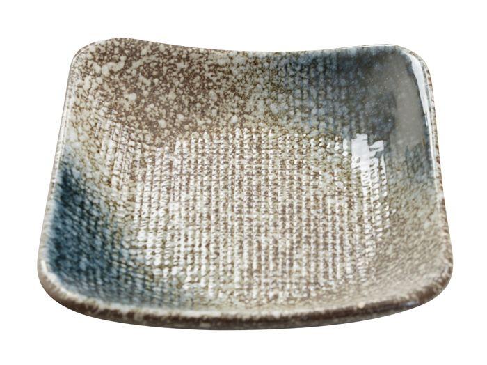 Tajimi Plate 14x14x3.5cm