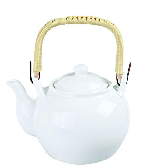 White Series Teapot 17.5x14x1cm 800ml
