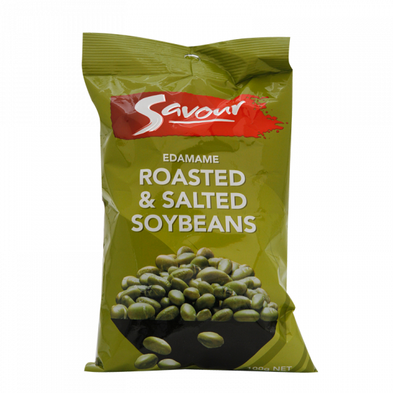 roasted salted soybeans 100gr