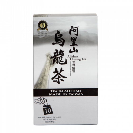 oolong thee 10x3g teabags
