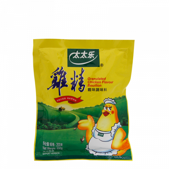 granulated chicken bouillon 200gr