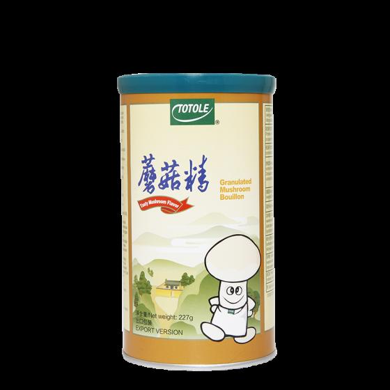 granulated mushroom bouillon 227gr