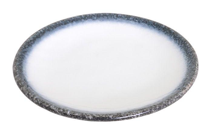 Tajimi Plate 22.8x3cm