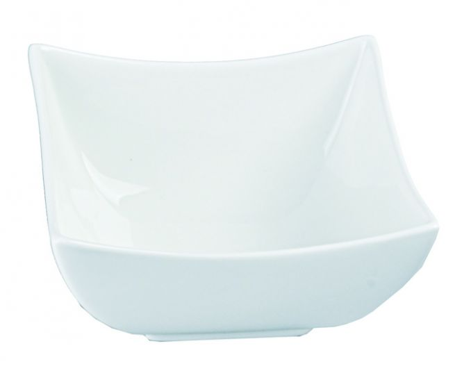White Series SQ Bowl 11.5x11.5x6.1cm 300ml