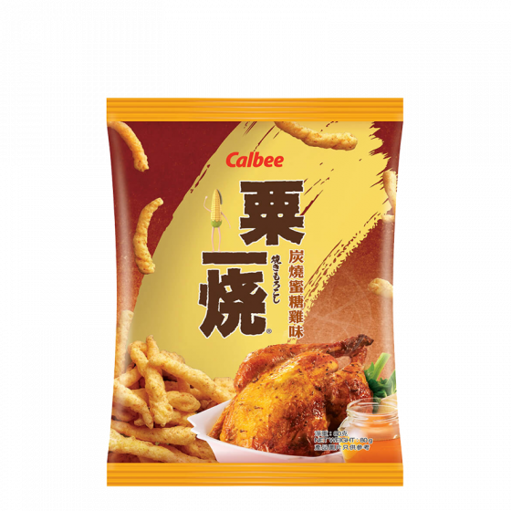 grill a corn honey chicken flavoured 80gr