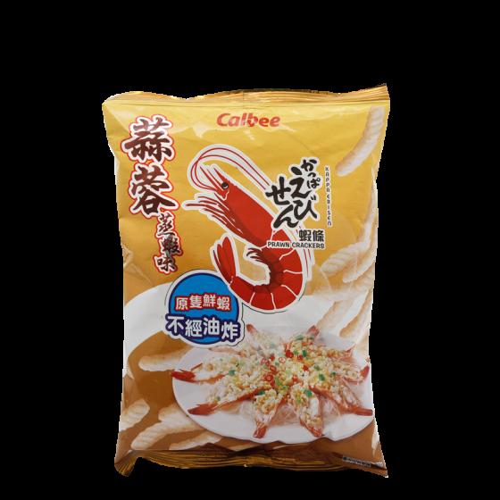 prawn cracker steam garlic 90gr