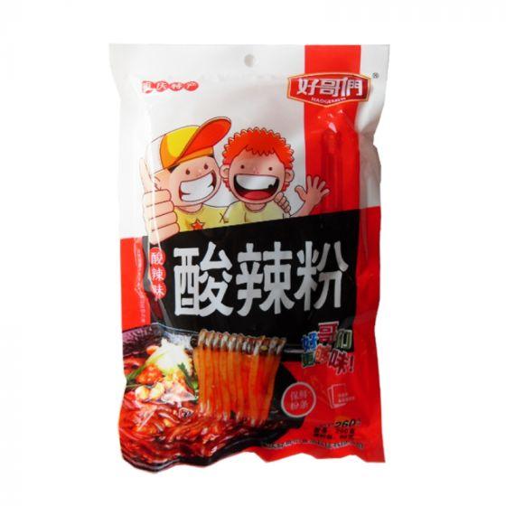 hot & sour noodle - original 260g