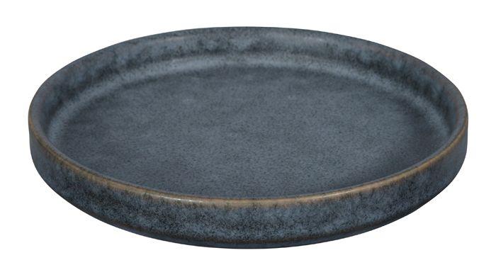 Nezumi Grey Plate 12x1.5cm