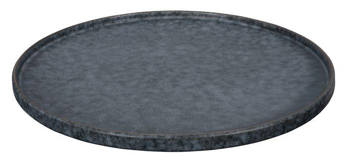 Nezumi Grey Plate 27x2.5cm