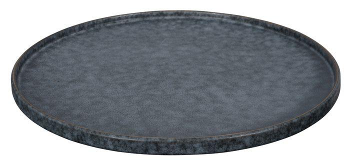 Nezumi Grey Plate 30.7x2.5cm