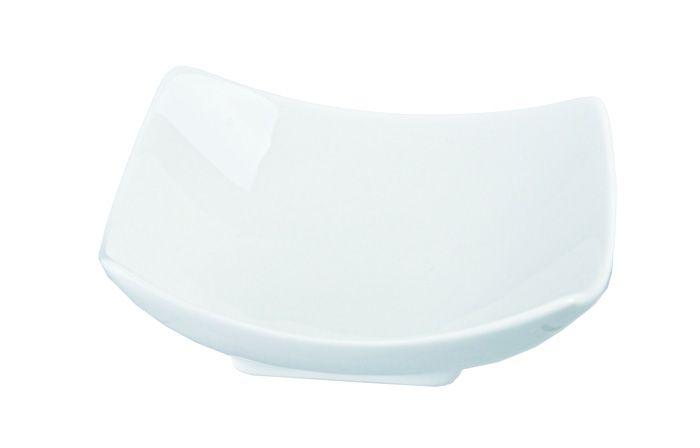White Series Dish 9.2x9.2x3cm
