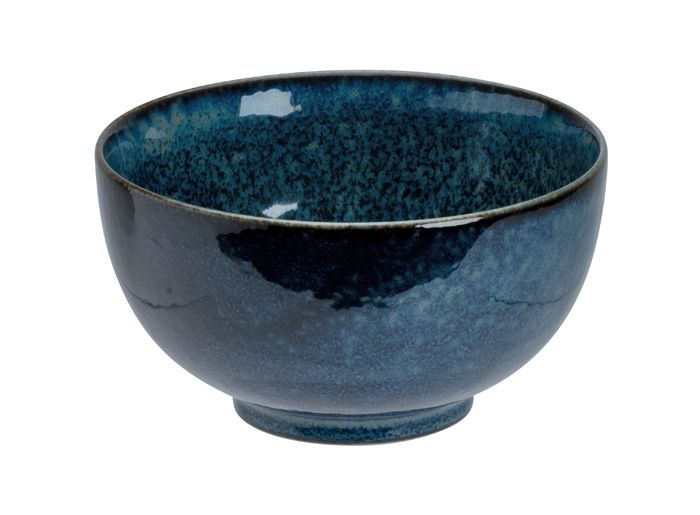 Cobalt Blue Okonomi Bowl 13.2x7.4cm 475ml
