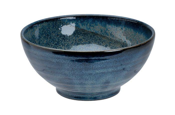 Cobalt Blue Noodle Bowl 18.5x9cm 800ml
