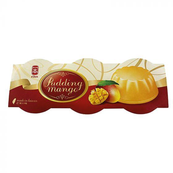mango pudding 3x110gr