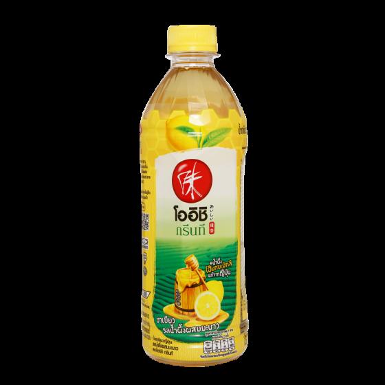 green tea honey lemon 500ml