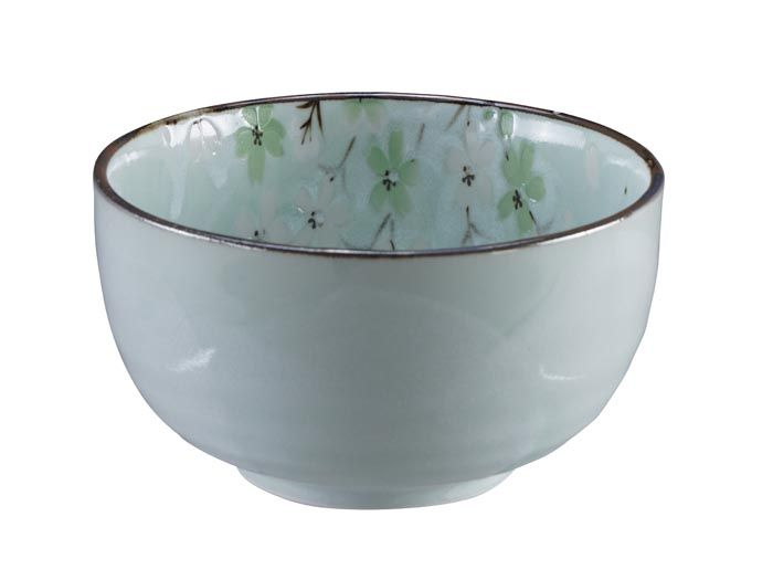 Green Cosmos Bowl 13x7cm 550ml
