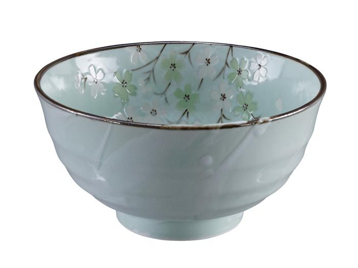 Green Cosmos Bowl 17x9cm 900ml