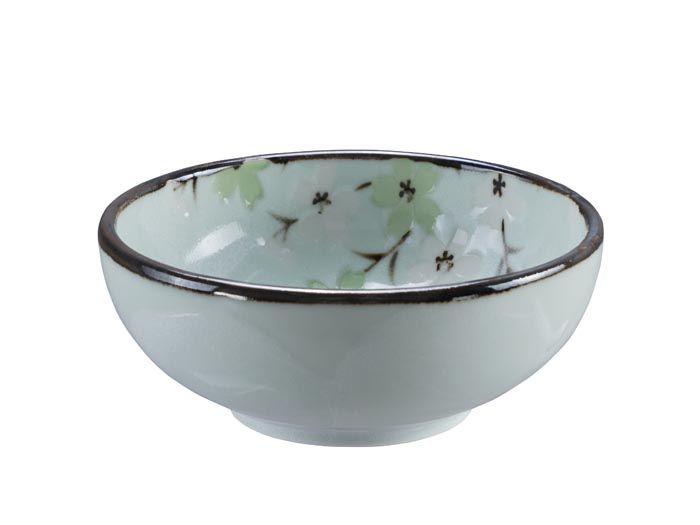 Green Cosmos Bowl 11x4cm 200ml