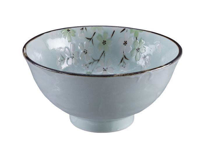 Green Cosmos Bowl 16x8cm 600ml