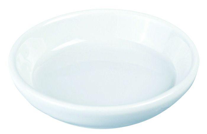 White Series Sauce Plate 9cm
