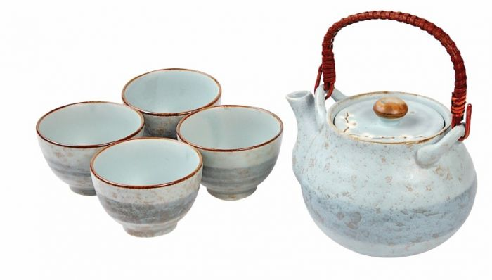 Soshun Tea set 1:4, 0.7l 16x14x11cm