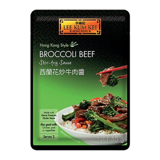 broccoli beef stir-fry sauce 50gr