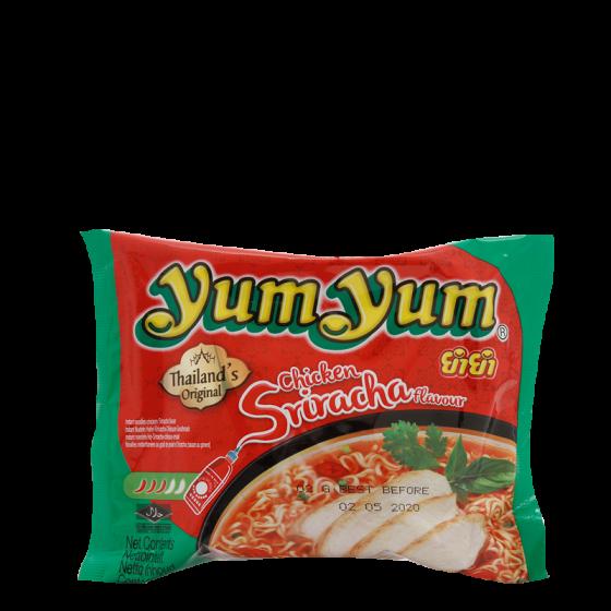 yumyum chicken sriracha fla.60gr