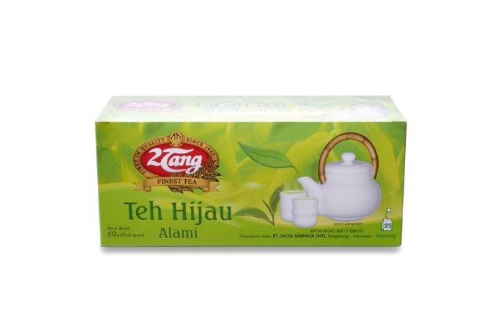green tea 25x2gr