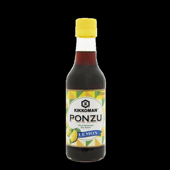 ponzu lemon 250ml