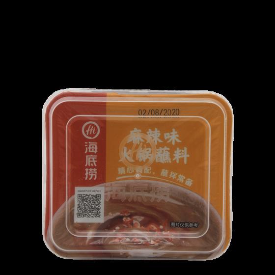 hot pot dip spicy flavor 140gr