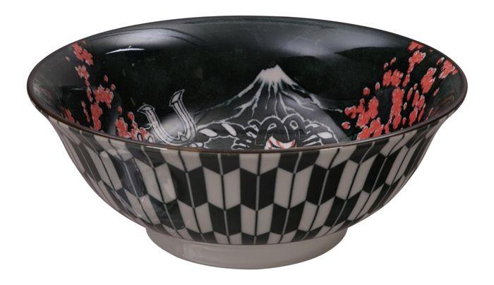 Noodle Bowl Kabuki 20.3x8cmh 1000ml