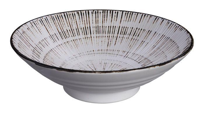 Noodle Bowl Sabi Kobiki 24.5x7.5cm