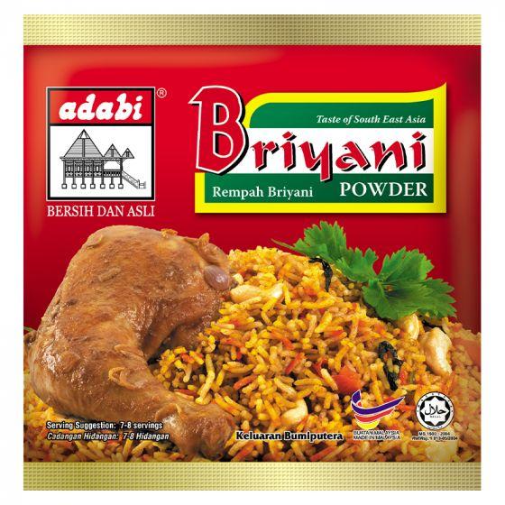 briyani powder 100gr